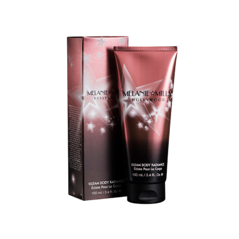 Melanie Mills Hollywood Body Radiance-Disco Gold